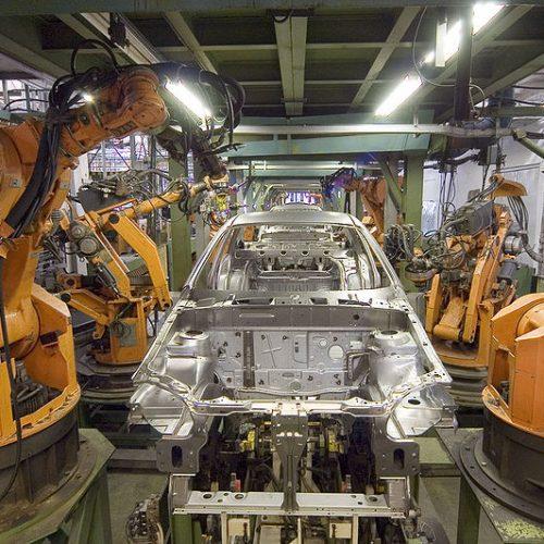 Zaprojektować przyszłość. Automatyzacja niemusi doprowadzić dotechnologicznego bezrobocia